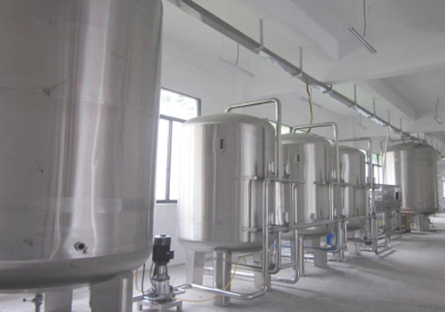 云南纯净水设备案例
