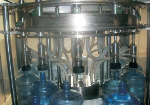 山泉水设备处理案例