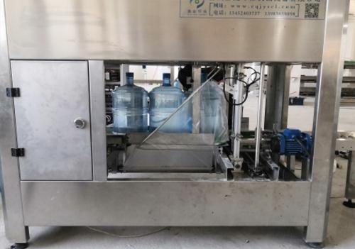 桶装纯净水设备案例