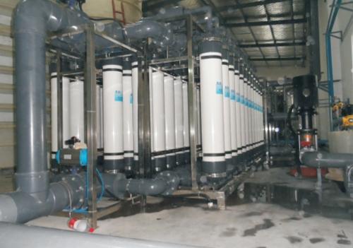 山泉水设备工程案例