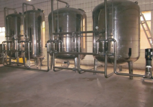 四川桶装矿泉水设备案例