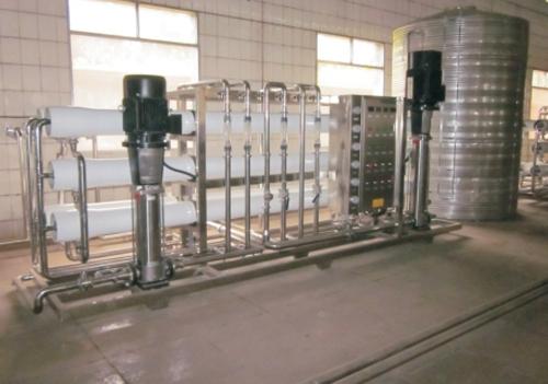 重庆纯净水设备案例