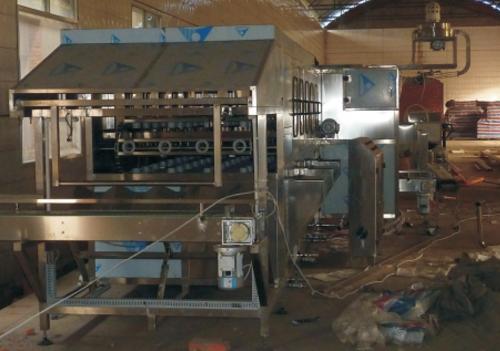 矿泉水设备工程案例