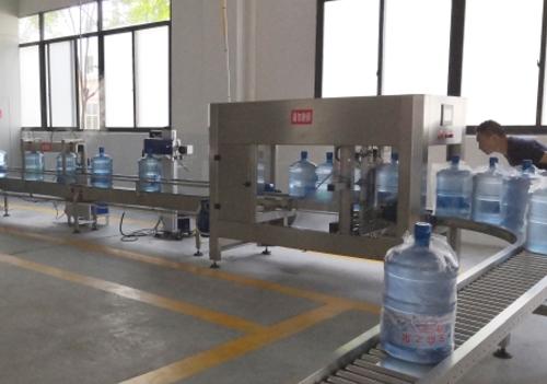 四川纯净水设备案例