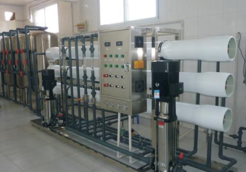 贵州纯净水设备案例