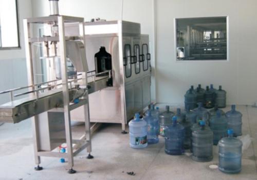 贵州矿泉水设备案例