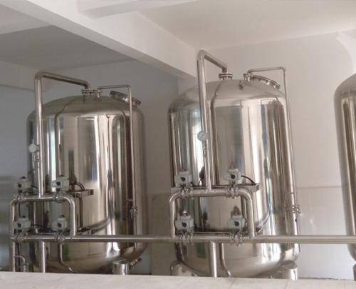 预处理系统-水处理设备