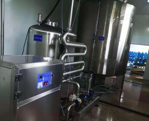 水处理设备 纯净水设备 桶装纯净水处理设备